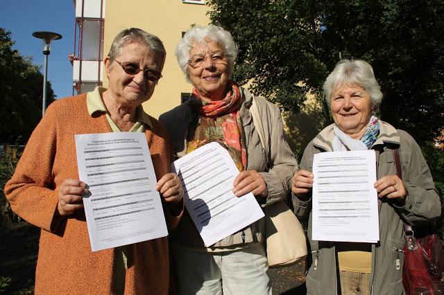 Länger Leben Rostock Seniorenbefragung